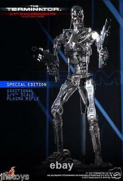 Hot Toys 1/4 Terminator T-800 Endoskeleton Exclusive Special Edition VIP QS002