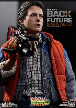 Hot Toys 1/6 Back to the Future BTTF Marty McFly Special Edition MMS257 Japan