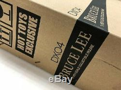 Hot Toys DX04 DX 04 Enter the Dragon Bruce Lee Extra Body Special Version OPEN