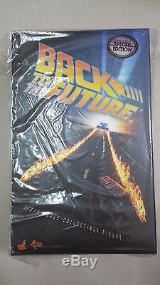 Hot Toys MMS 257 Back To The Future Marty McFly Michael J. Fox (Special Version)