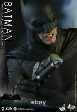 Hot Toys Mms342e Batman V Superman Batman Special Version Sniper Rifle