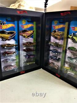 Hot Wheels 2014 RLC Complete 15-Car Super Treasure Hunt Set 0735/1000 HTF