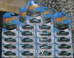 Hot Wheels 2021 Super Treasure Hunt Datsun Bluebird 510 Carded