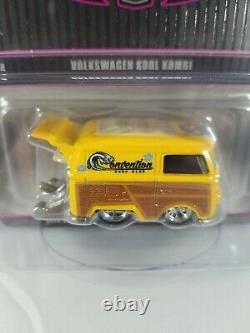 Hot Wheels 29th Collectors Convention Volkswagen Kool Kombi #904 / 2000