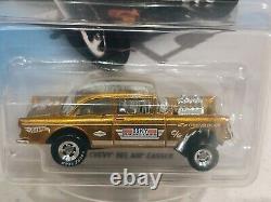 Hot Wheels Legends Tour 55 Chevy Bel Air Gasser