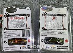Hot Wheels Lot of 5 RLC Premium Cars Factory Sealed with Protector Packs