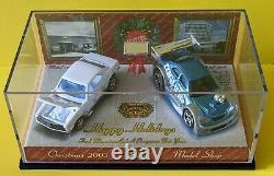 Hot Wheels Mattel Employee 2003 Christmas Model Shop #150 of 200 only