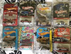 Hot Wheels Modern Classics 83 Chevy Silverado, Cop Rods Super Treasure Hunt +=-