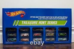 Hot Wheels RLC Super Treasure Hunt Set 2020 LE 1266/1300, Brand New