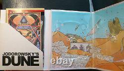 Jodorowskys Dune Special Limited Edition 2-Disc Set Blu-Ray & DVD+Book