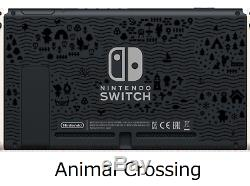 Just Body Only Nintendo Switch Animal Crossing New Horizons Special Edition
