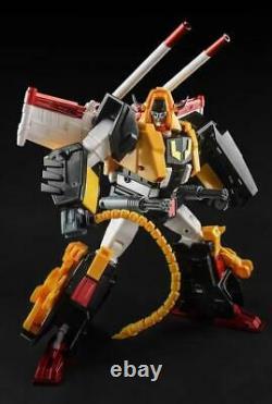 KFC Eavi Metal Lion King Transform Robot Action Figure Special Edition