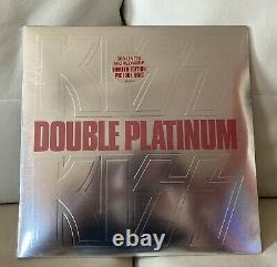 KISS LP Double Platinum Mint Pic Disc New Limited Edition X of 500