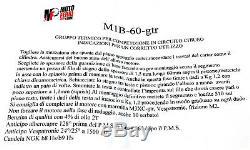 MF1197 KIT CILINDRO QUATTRINI M1B-60-GTR 60x51 BOOSTER 144CC VESPA SMALL FRAME