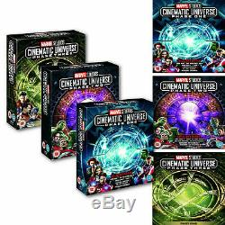 Marvel Cinematic Universe Phase 1 2 3 One Two Three Collector's Blu Ray NEW