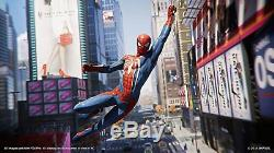 Marvels Spider-Man Special Edition Sony PlayStation PS4 Game Steelbook Artbook
