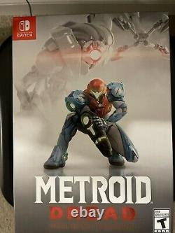 Metroid Dread Special Edition Nintendo Switch PRESALE SOLD OUT