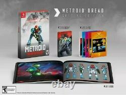 Metroid Dread Special Edition Nintendo Switch (Physical) CONFIRMED PRESALE
