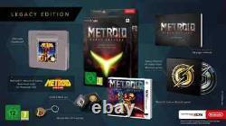 Metroid Samus Returns Legacy Edition Nintendo 3DS Brand New in Box PAL UK