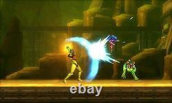 Metroid Samus Returns Legacy Edition Nintendo 3DS, PAL, Steelbook, Pin NEW