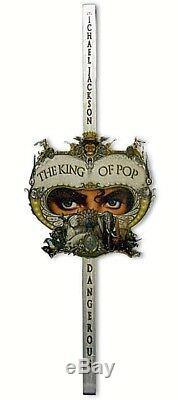 Michael Jackson Dangerous Cd+cd Remix Metal Box 70/100 Worldwide! New