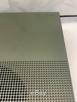 Microsoft Xbox One S Military Green Special Edition Console 1TB