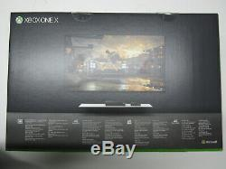 Microsoft Xbox One X Special Edition Konsole White Weiß 1 TB 4K HDR NEU OVP