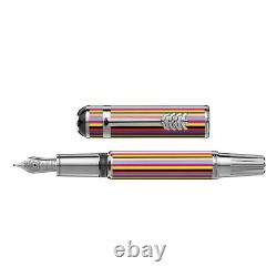 Montblanc Great Characters Special Edition The Beatles Fountain Pen F #116255