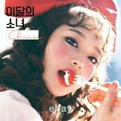 Monthly Girl Loona Chuu Single Reissue Album CD+Booklet+PhotoCard+Gift K-POP