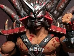 Mortal Kombat Shao Kahn 112 Scale Action Special Edition (Bloody)