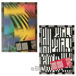 NCT-NCT 2018 EmpathyAlbum Random Ver CD+Photobook+Card+Lyrics+PicturePost+Gift