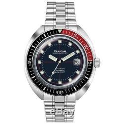 NEW BULOVA Special Edition Oceanographer Devil Diver Snorkel Automatic 98B320
