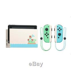 NEW Nintendo Switch Animal Crossing New Horizon Special Edition Console and GAME