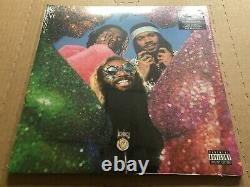 NEW SUPER RARE Flatbush Zombies Vacation in Hell COLORED Vinyl 2xLP