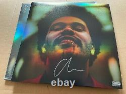 NEW SUPER RARE The Weeknd After Hours Holographic Vinyl 2xLP SIGNED