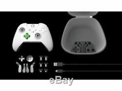 NEW X1 XBox One X Elite Wireless Controller Pad (White Special Edition, HK)