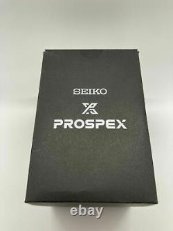 NIB SEIKO PROSPEX SBDJ027 Fieldmaster Solar watch Special Edition Men's
