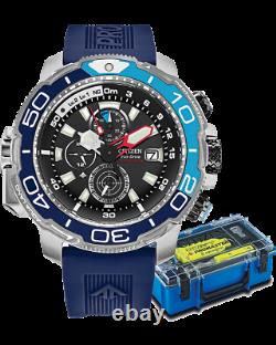 New Citizen Eco-Drive Promaster Aqualand SPECIAL EDITION Men's Watch BJ2169-88E