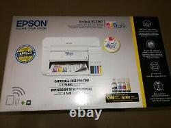New Epson EcoTank ET-3760 Special Edition All-in-One Wireless Printer Two Bonus