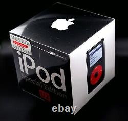 New Factory Sealed Apple iPod Classic 4th Generation 20Gb U2 Special Edition