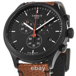 New Tissot Chrono XL NBA Special Edition Black Men's Watch T116.617.36.051.12