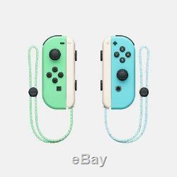 Nintendo Switch Animal Crossing Special Edition Joy-Con & Dock