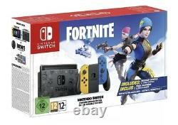 Nintendo Switch Fortnite Special Edition Wildcat Bundle NEW