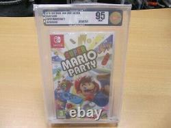 Nintendo Switch Super Mario Party Vga 95 Mint Neu Pal