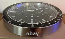 Omega Speedmaster / Special Edition Dealers Wall Clock