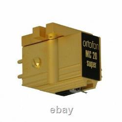 Ortofon MC 20 Super SE / Special Edition Tonabnehmer