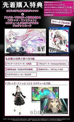 PS VITA IA/VT-COLORFUL- Crystal BOX Japan limited edition