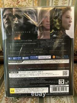 PS4 Death Stranding Special Edition Hideo Kojima PlayStation4 Japanese ver