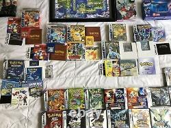 Pokemon Red Yellow Silver Gold Ruby Black White X Y FireRed Shield Moon Sun game