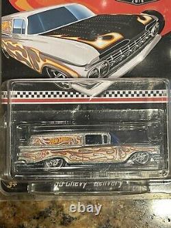 RARE Hot Wheels 71 Datsun Bluebird 510 Wagon Green 2020 Legends Tour! +BONUS